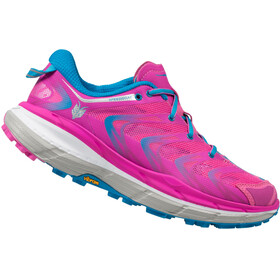Hoka One One W's Speedgoat Shoes Neon Fuchsia/Blue Jewel